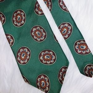 Vintage Christian Dior Paisley Tie 59